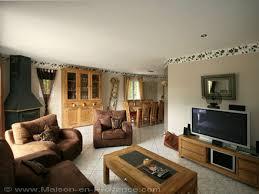chambre de sejour location villa à bédoin vaucluse ref m789