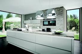 küche kaufen nobilia glänzende perspektiven küche 819 lack seidengrau