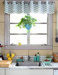 Kitchen Window Decorating Ideas Modest Modest Kitchen Window Curtains Best 25 Cafe Curtains Ideas