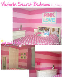 Cute Pink Rooms by Victoria Secret Room Walls Too Cute Rooms Pinterest