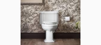 Kohler Quiet Close Toilet Seat Repair Kohler K 3506 Portrait 1 Piece Compact Elongated 1 6 Gpf Toilet W
