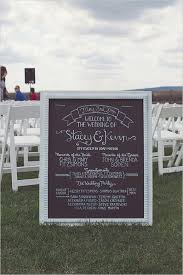 wedding program sign best 25 wedding program sign ideas on wedding program