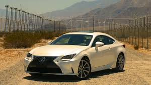 lexus usa rc road trip road test 2016 lexus rc turbo business traveler us