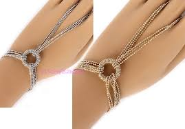 bracelet chain ring images Body jewelry jpg