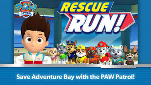 paw patrol pup rescue pack app store
