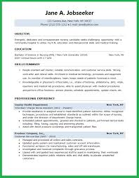 Nursing Resume Examples New Grad by Download Nursing Student Resume Template Haadyaooverbayresort Com