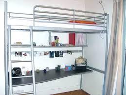 bureau sous lit mezzanine etagere lit mezzanine rangement sous bureau etagere lit mezzanine