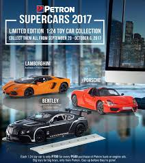 porsche toy car toys for the big boys petron supercars 2017 toy car collection