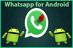 whatsapp free for android whatsapp for android device click here