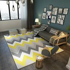 Carpeted Dining Room Modern Abstract Large Size Rug Carpet For Living Room Dining Room