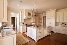 Light Kitchen Countertops Light Granite Countertops Spaces Traditional With Countertops