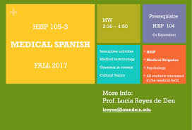 hispanic studies courses brandeis university