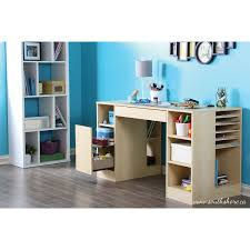 maple desks home office crea contemporary craft desk natual maple desks u0026 workstations