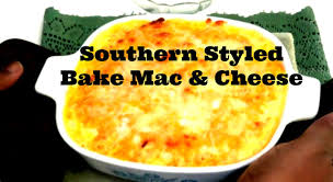 soul food recipes for thanksgiving southern styled baked mac n cheese easy recipe youtube