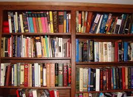 Pretty Bookshelves by Pretty Bookshelves On Tier Leaning Bookshelves With Storage