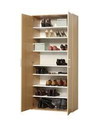 Schlafzimmer Monza Buche Schuhschrank Ronny Mehrzweckschrank System 2 Türig 8 Fächer