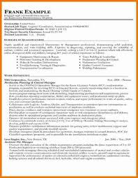 Resume Template For Government Jobs Resume Examples Federal Government Example Intended For 25