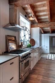 Rustic Modern Design Luxury Canadian Home Reveals Splendid Rustic Modern Aesthetic