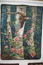 Chicken Rug 2412 Best Hooked Rugs And Such Images On Pinterest Wool Rugs