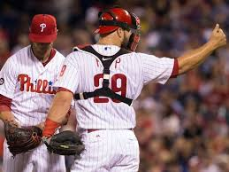 Phillies Prepare For Life Without - clay buchholz leaves philadelphia phillies game against new york