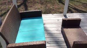 cosco outdoor malmo 4 piece resin wicker patio conversation set