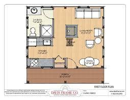 cottage plans 20 x 24 design homes