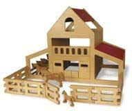 Woodworking Plans For Toy Barn by 40 Best Easy Doll Houses And Barns Images On Pinterest Toy Barn