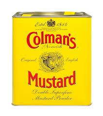 coleman s mustard colman s mustard powder 2kg evily world foods