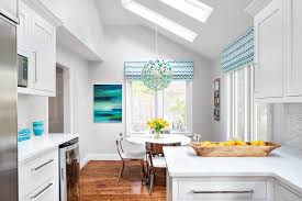 blue kitchen decorating ideas cool your home with caribbean blue decor hgtv