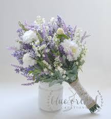 wedding flowers lavender wildflower bridal bouquet rustic bouquet lavender wildflower