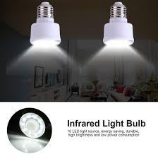 light bulbs with sensors low energy 1 8w 220v pir infrared motion sensor 10 led l bedroom light bulb