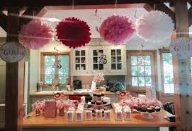 baby shower theme ideas for girl girl baby shower ideas using toile pretty pinks black and white