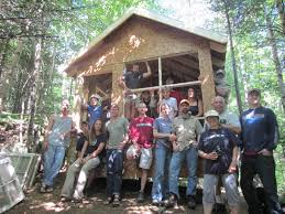 relaxshacks com tiny house summer building camp photos part 1
