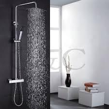 Bathroom Shower Valves With Thermostatic Bath Shower Faucet Valve 30x20 Cm Air Drop
