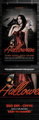 11 best halloween images on pinterest flyer template flyer