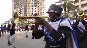 parade honoring mlk takes over downtown jacksonville