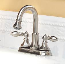 Pull Down Bathroom Faucet by Bathroom Faucet With Pull Out Sprayer Techieblogie Info