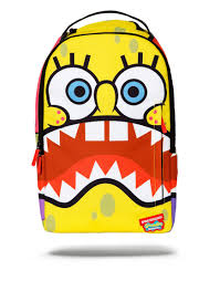 sprayground x spongebob sharkpants sprayground