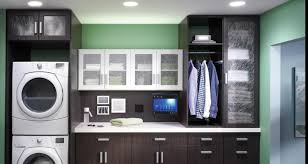 Laundry Room Storage Solutions by Smart And Easy Laundry Room Organization Novalinea Bagni Interior