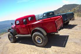 behind the wheel of the legacy classic trucks power wagon