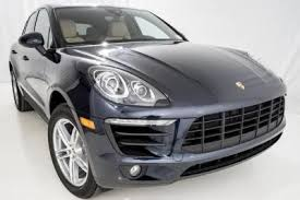 porsche macan sunroof porsche macan in pompano fl for sale used cars on