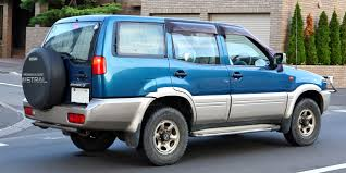 nissan terrano 1995 nissan mistral wikiwand