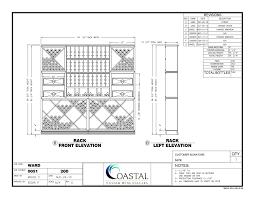 wine cellar floor plans commercial wine bar plans google search the bar pinterest