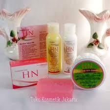 Pemutih Hn paket hn 4 in 1 toko kosmetik jakarta toko kosmetik jakarta