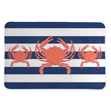 buy navy blue bath rugs from bed bath u0026 beyond