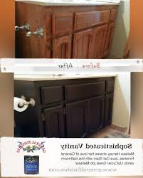 Adding Trim To Kitchen Cabinets by Painting Laminate Bathroom Cabinets Kavitharia Com