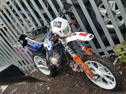 50cc motocross bike 125cc reg as 50cc road legal dirt bike mx crosser supermoto