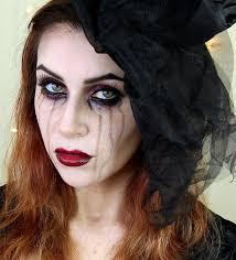 ben nye halloween makeup www letzmakeupblog com black widow makeup tutorial easy glam