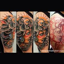 color tattoo kink tattoo bali