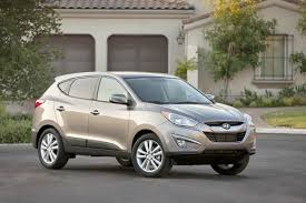 2010 hyundai tucson makes u s debut in la gets two new four